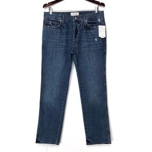 FREE PEOPLE Slim Fit Boyfriend Jeans Size 28 NWT